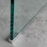 Estantería de Cristal Curvado (58 cm) Casey, imagen miniatura 6