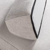 Sofá Chaise Longue Izquierda 4 Plazas en Tela Vogle, imagen miniatura 6