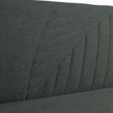 Sofá Cama de 3 Plazas en Tela Nhomy, imagen miniatura 8