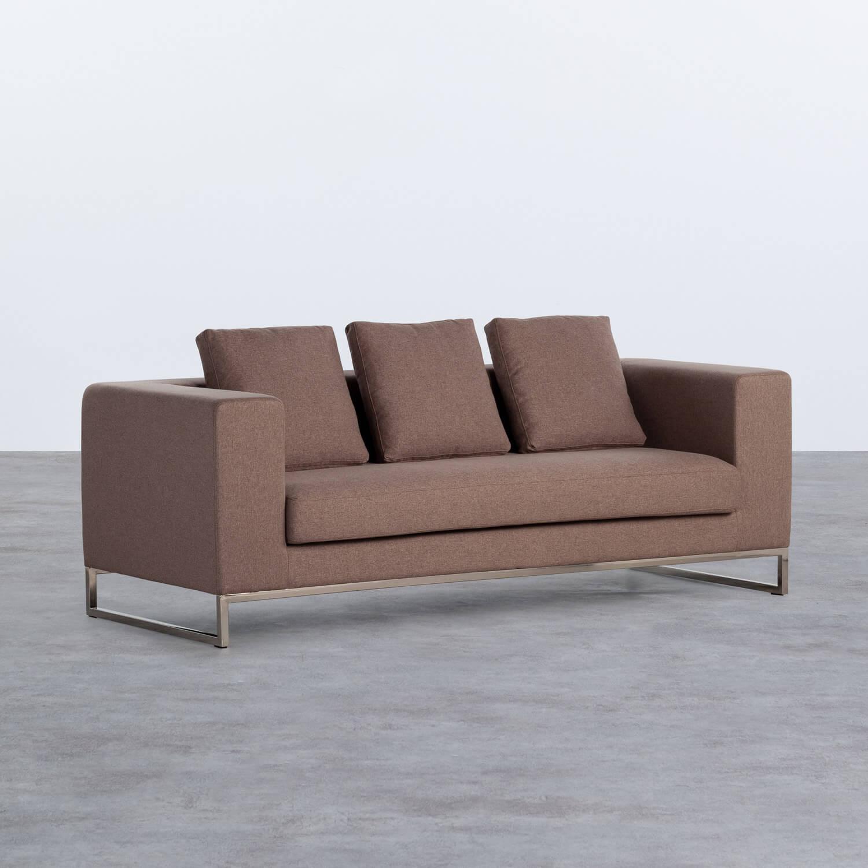 Sofá de 3 Plazas en Tela Ordhy, imagen de galería 1