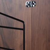 Estructura con 2 laterales- Estantería modular Omar, imagen miniatura 7
