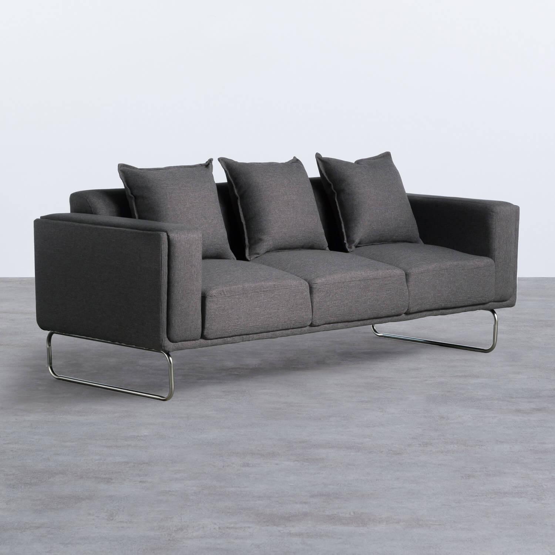Sofá de 3 Plazas en Tela Mara, imagen de galería 1