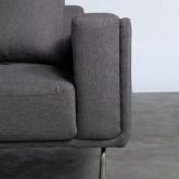 Sofá de 3 Plazas en Tela Mara, imagen miniatura 4