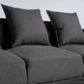 Sofá de 3 Plazas en Tela Mara, imagen miniatura 6
