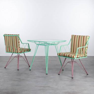 Pack de mesa y silla