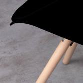Silla de Comedor en Polipropileno y Madera Gara, imagen miniatura 6