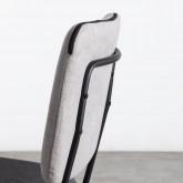 Taburete Alto en Tela Lala (62 cm), imagen miniatura 6