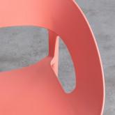 Silla de Exterior en Polipropileno Lara, imagen miniatura 8