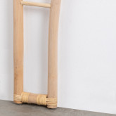 Cabecero de Cama de Ratán Natural (185 cm) Klaipe, imagen miniatura 7