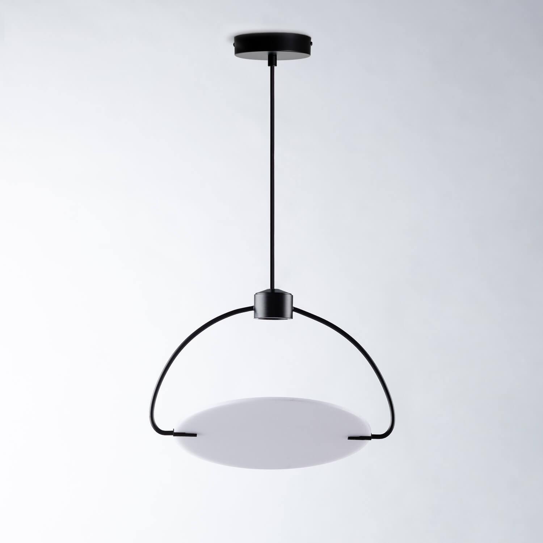 Lámpara de Techo en Acrílico y Acero Munly, imagen de galería 1
