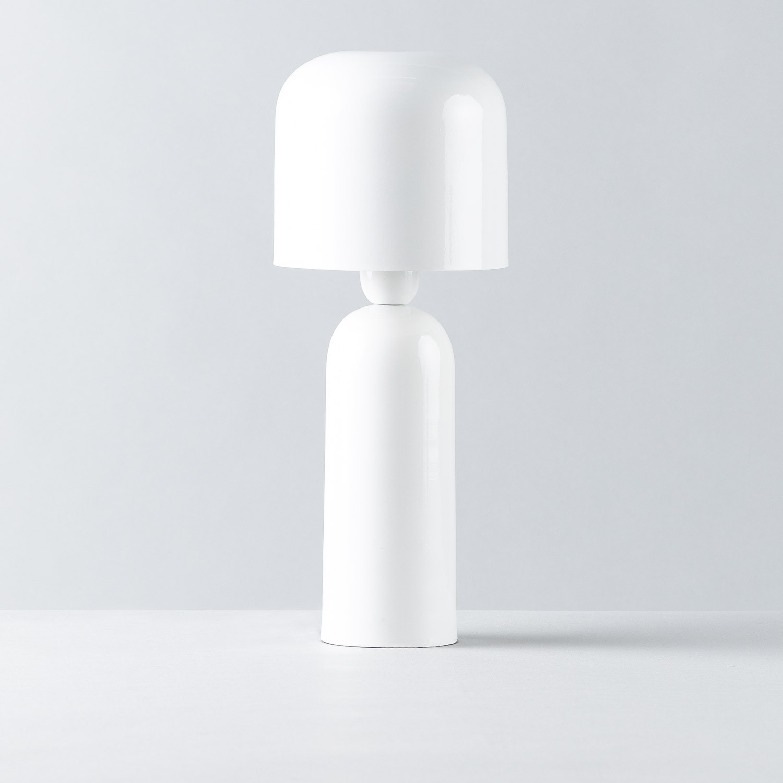 Lámpara de Mesa de Acero Asak, imagen de galería 1