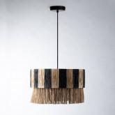 Lámpara de Techo de Ratán Liana, imagen miniatura 1