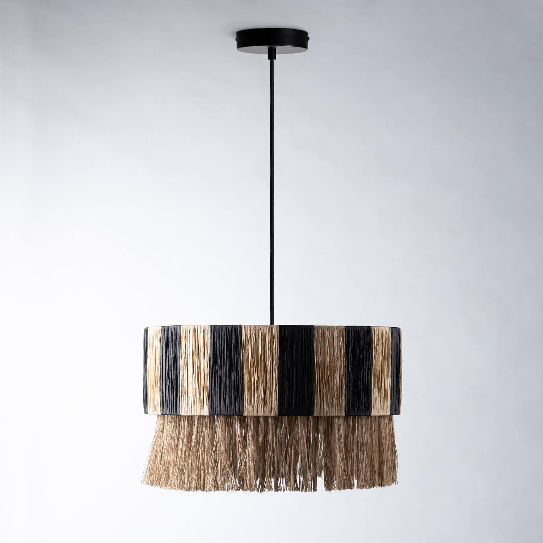 Lámpara de Techo de Ratán Liana, imagen de galería 1