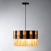 Lámpara de Techo de Ratán Liana, imagen miniatura 2