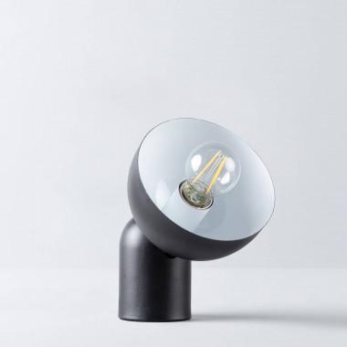 Lámpara de Mesa de Acero Sven