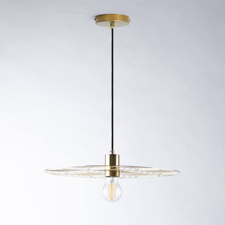 Lámpara de Techo de Acero Nuove, imagen de galería 1