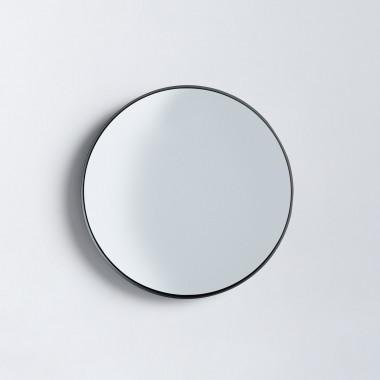 Espejo de Pared Redondo Metal (Ø50 cm) Aneu