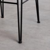 Taburete Alto en Ratán Natural Aire (76 cm), imagen miniatura 7