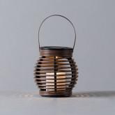 Lámpara de Mesa Decorativa LED Solar Ireki, imagen miniatura 2