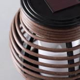 Lámpara de Mesa Decorativa LED Solar Ireki, imagen miniatura 3