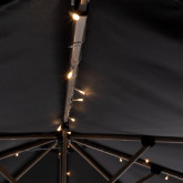 Guirnalda Decorativa LED para Sombrilla Tugli, imagen miniatura 7
