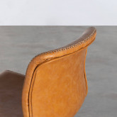 Taburete Alto Regulable en Polipiel Seam (61-82 cm), imagen miniatura 5