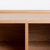 Mueble de TV en MDF y Roble Tuika, imagen miniatura 8
