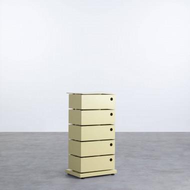 Organizador con Cajones de Acero Mera