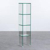 Estantería en Cristal (112 cm) Vidre, imagen miniatura 1