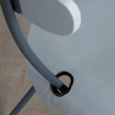 Silla de Oficina Plegable Worki, imagen miniatura 7