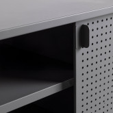 Mueble de TV de Acero Laminado y Vídrio Otse, imagen miniatura 10
