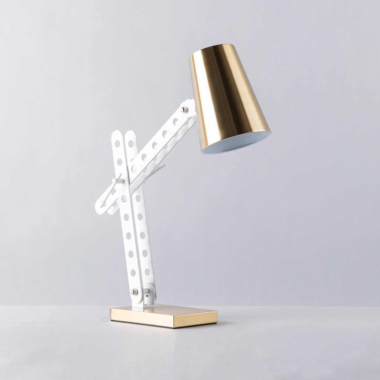 Lámpara de Mesa de Metal Pix, imagen de galería 1231031
