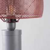 Lámpara de Mesa de Acero Noreg, imagen miniatura 4
