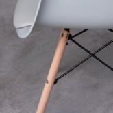 Silla Nórdica Fine Arms Con Cojín, imagen miniatura 6