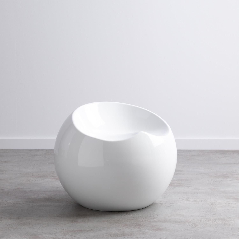 Sillón en Plástico ABS Globo, imagen de galería 1