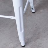Taburete Alto en Acero Industrial Wood (66 cm), imagen miniatura 5