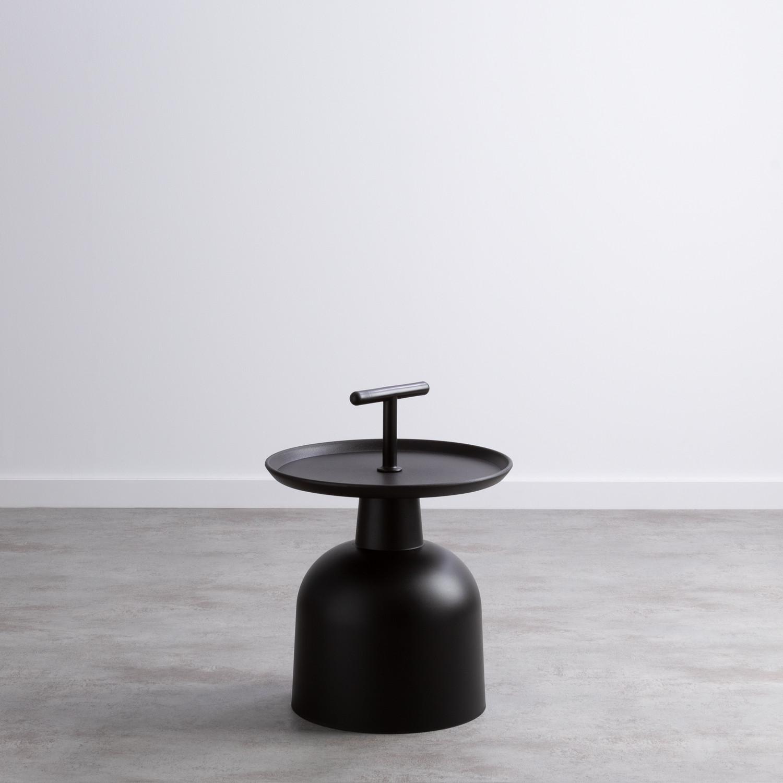 Mesa Auxiliar Redonda en Polipropileno (Ø42 cm) Balance, imagen de galería 1