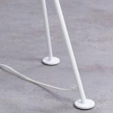 Lámpara de Pie en Acero Spoty, imagen miniatura 6