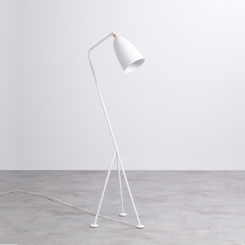 Lámpara de Pie en Acero Spoty, imagen de galería 1