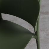 Silla de Exterior en Polipropileno Kole, imagen miniatura 8