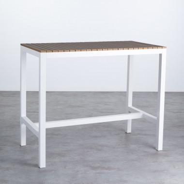 Pack de mesa alta y taburete