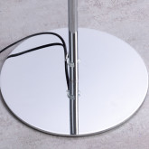 Lámpara de Pie en Tela y Metal Lipa, imagen miniatura 6