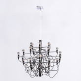 Lámpara de Techo en Acero Salone 30, imagen miniatura 1