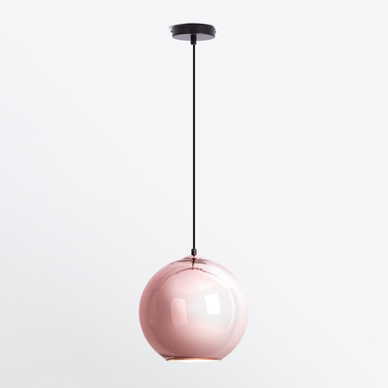 Lámpara de Techo en Cristal Cobre 30, imagen de galería 1