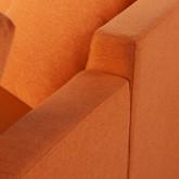 Sofá Chaise Longue Derecha 4 Plazas en Tela Ynzha, imagen miniatura 8