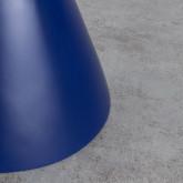 Taburete Bajo en Vidrio Hantem (45 cm), imagen miniatura 5