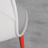 Silla de Comedor en Polipropileno y Metal Jed Classic, imagen miniatura 5