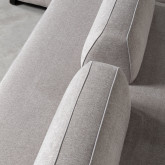 Sofá Chaise Longue Derecha 4 Plazas en Tela Vogle, imagen miniatura 7