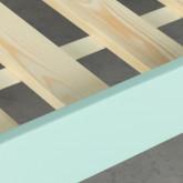 Cama en Madera Casita Tinna para Colchón 90 cm, imagen miniatura 6