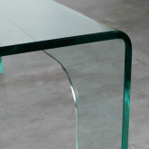 Mesa de Centro Cuadrada en Cristal (90x90 cm) Planil, imagen miniatura 5